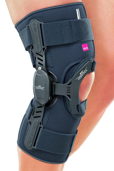 С регулируемыми шарнирами Полужесткий корсет/ортез для коленного сустава — medi PT control pt_control_2.jpg