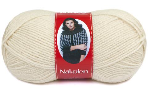 Купить Пряжа Nako Nakolen Код цвета 6383 | Интернет-магазин пряжи «Пряха»