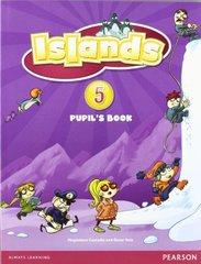 Islands 5 Pupil's Book plus pin code