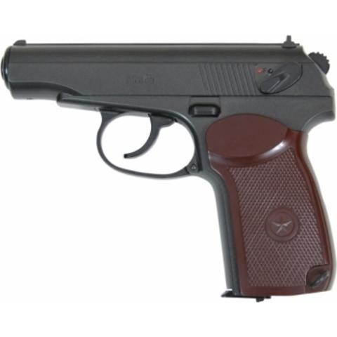 Пистолет пневматический Borner PM Пистолет Макарова (ПМ49)