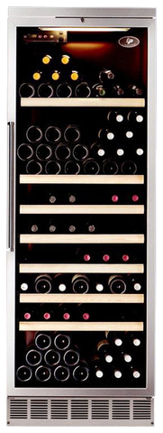 Встраиваемый винный шкаф IP Industrie CI 401 CFX