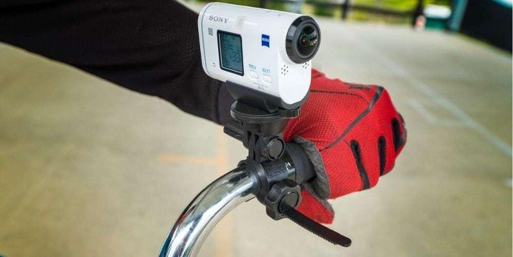 Крепление на руль или раму Sony VCT-HM2