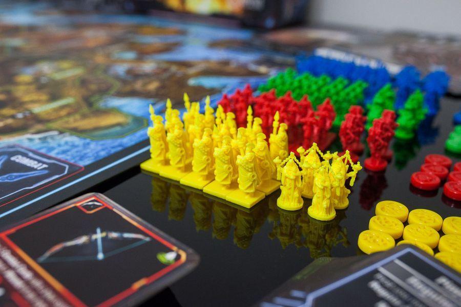 Настольная игра Владыки Эллады
