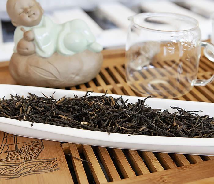 TEA-CH127 Китайский красный чай «Сосновые Иглы» (Сун Чжень Дянь Хун, 50 гр) фото 03