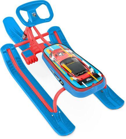 Снегокат «Тимка спорт 2» (ТС2) «sportcar»