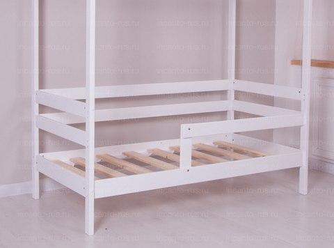 Кроватка-домик Incanto   «Dream Home» с ящиками, цвет белый