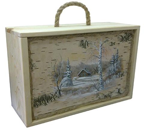 """Подарочный набор """"Сибирь. Мёд"""""""