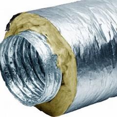 Воздуховод Diaflex ISODF 127мм 10м