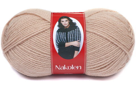 Купить Пряжа Nako Nakolen Код цвета 10390   Интернет-магазин пряжи «Пряха»