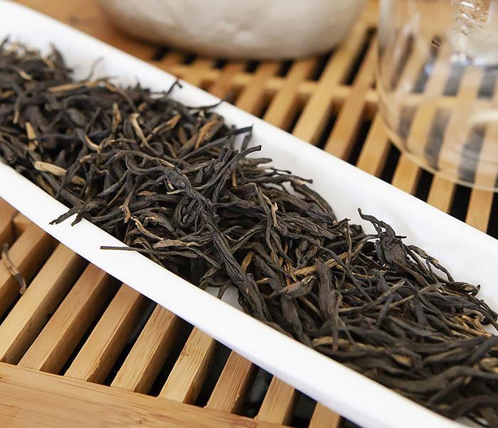 TEA-CH127 Китайский красный чай «Сосновые Иглы» (Сун Чжень Дянь Хун, 50 гр) фото 04