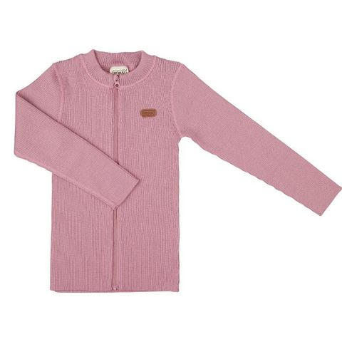 Джемпер Voksi на молнии RIB Pink