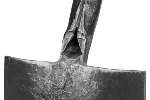 Дамская лопата DeWit рукоятка из ясеня 750мм