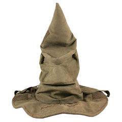 Harry Potter Real Talking Sorting Hat.