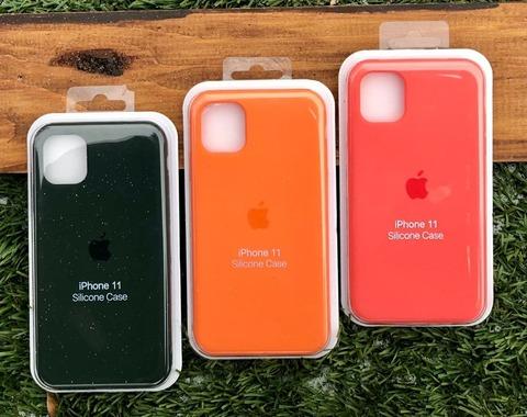 Чехол iPhone XS Max Silicone Case Full /kumquat/