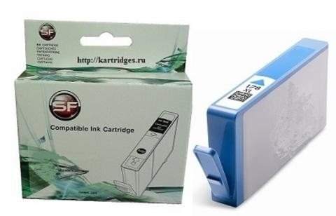 Картридж SuperFine SF-CB323HEc