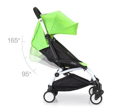 Детская коляска Yoya 6+ Лайм напрокат