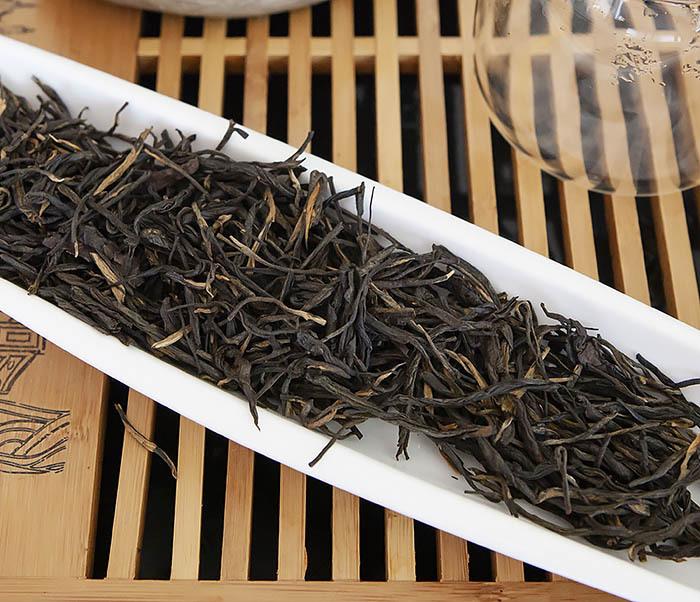 TEA-CH127 Китайский красный чай «Сосновые Иглы» (Сун Чжень Дянь Хун, 50 гр) фото 05