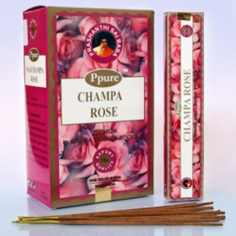 Благовония аромапалочки Ppure Rose
