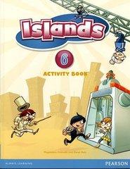 Islands 6 Activity Book plus pin code