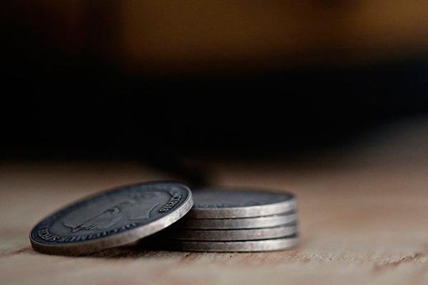 Античная римская монета