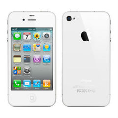 Apple iPhone 4S 8GB White - Белый