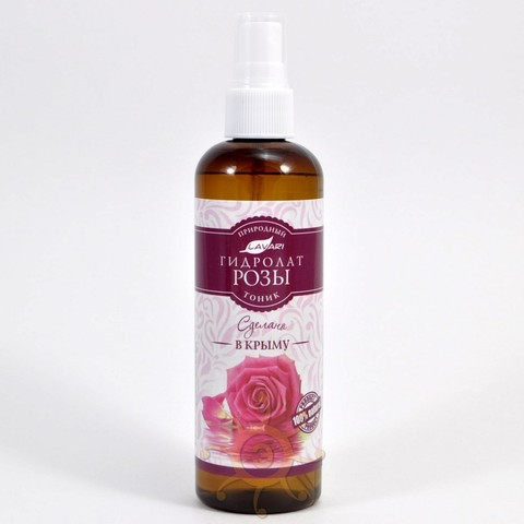 Гидролат розы крымский LAVARI, 150мл