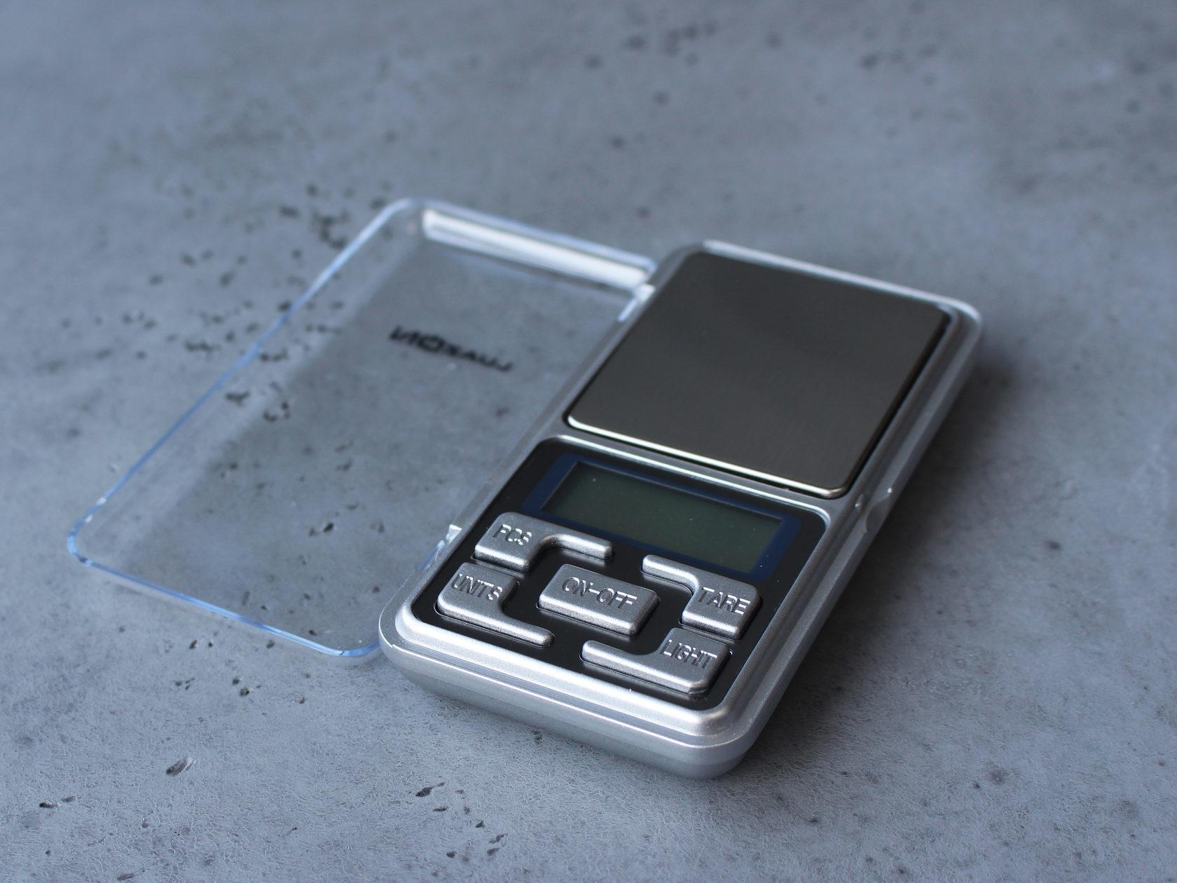 Весы электронные (ювелирные) с точностью до 0,01 гр, вес до 400 гр