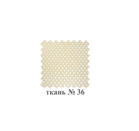 Стул М18 деревянный слоновая кость, ткань 36