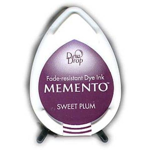 Штемпельная подушечка mini - MEMENTO - sweet plum