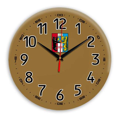 Интерьерные часы герб Хабаровск 11