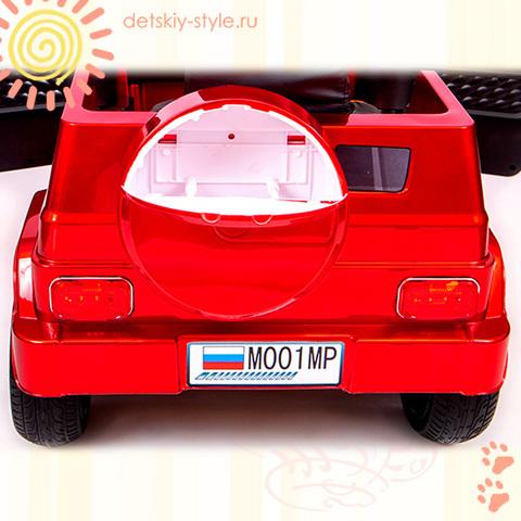 """Электромобиль Barty """"Mers M001MP New"""""""