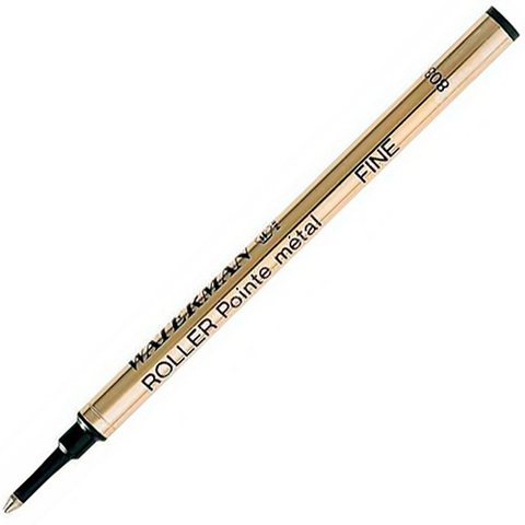 Waterman Стержень для ручки-роллера, F, черный