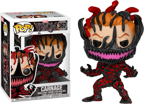 Фигурка Funko Pop! Marvel: Venom - Carnage