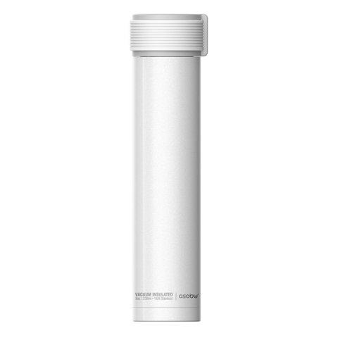 Мини-термос Asobu Skinny mini (0,23 литра), белый