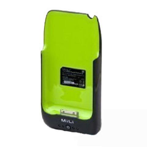 MiLi Power Pack (HI-C10) – дополнительный аккумулятор для iPhone 3G(S) (Green)