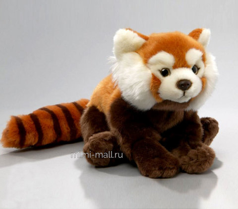 Мягкая игрушка Красная панда 20 см (Leosco)