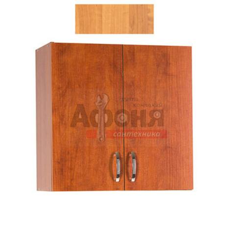 Шкаф для посуды 60 цвет ольха (с сушкой) (ЛДСП)