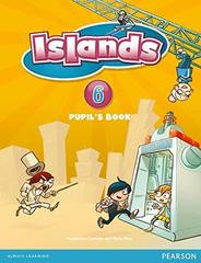 Islands 6 Pupil's Book plus pin code