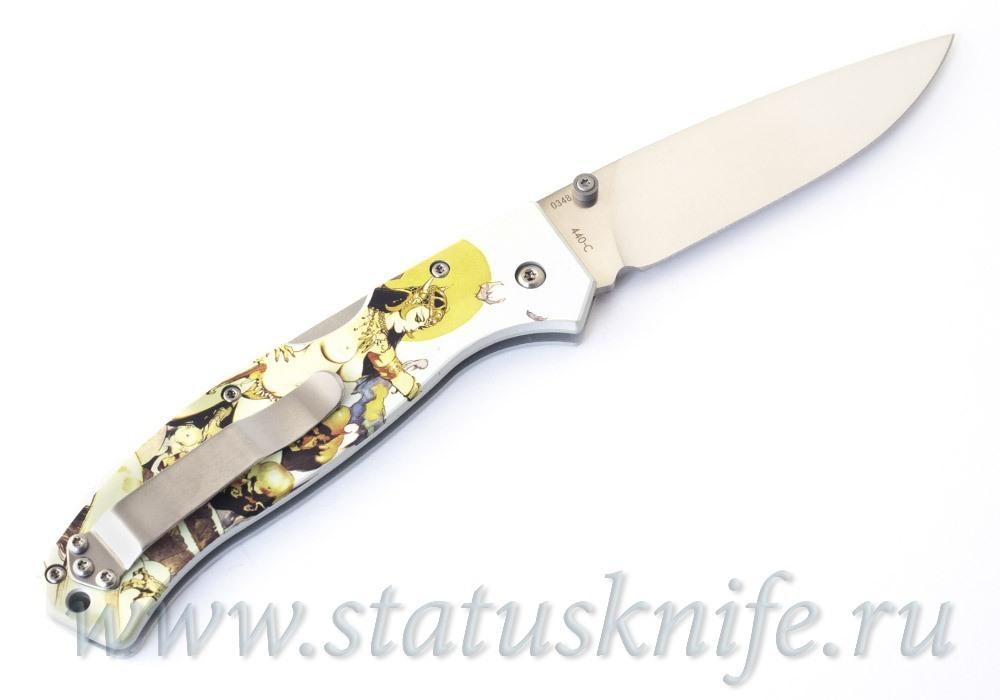 Нож Boker Plus 01BO652 Titan Drop Frazetta - фотография