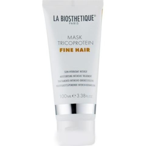 La Biosthetique Methode FINE: Увлажняющая маска для сухих волос с мгновенным эффектом (Mask Tricoprotein), 100мл/500мл