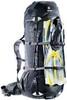 Картинка рюкзак для путешествий Deuter Quantum 70+10  - 5