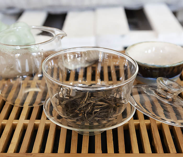 TEA-CH127 Китайский красный чай «Сосновые Иглы» (Сун Чжень Дянь Хун, 50 гр) фото 08