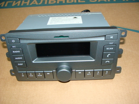Автомагнитола УАЗ 3163 (2 Din)