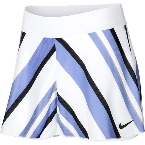 Теннисная юбка NIKE COURT FLOUNCY SKIRT - CI9382-100