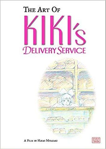 MIYAZAKI, HAYAO: Art Kiki Delivery Service