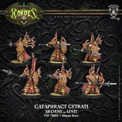 Cataphract Cetrati PLASTIC BOX