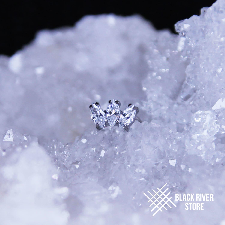 Marquise Mini Crystal