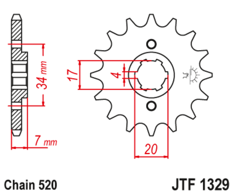 JTF1329