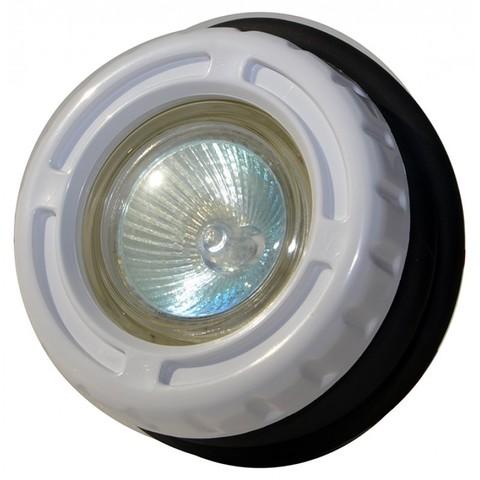 Подводный светильник 50Вт из ABS-пластика для бетонного бассейна , кабель 2,5м. PoolKing
