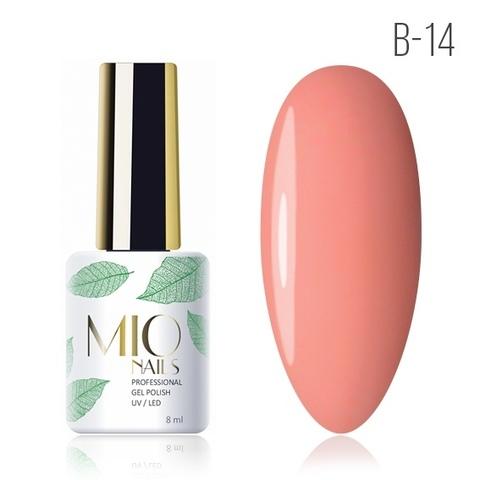 MIO B-14. Клубника со сливками - 8 мл